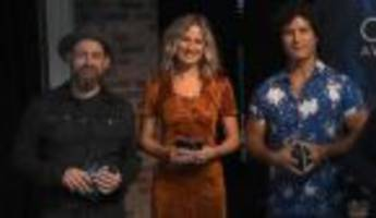 WATCH:  Country Music Awards Interview, Day 1: Rascal Flatts