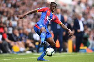 palace confirm injury blow following spurs clash as defender withdraws from international duty