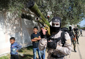 gaza terror groups: israel bears responsibility for escalation