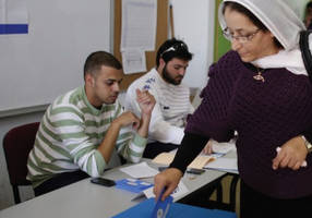 jerusalemites reluctantly return to the polls