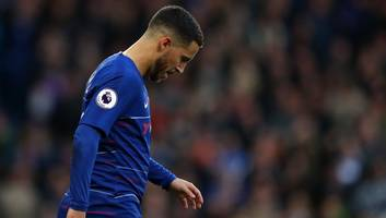 Chelsea Star Eden Hazard Admits He Is Feeling 'Wear and Tear' After Rough Treatment From Opponents