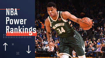 nba power rankings: the bucks are growing up before our eyes