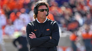 oklahoma state coach mike gundy blames ease of transferring on 'liberalism' and 'snowflakes'