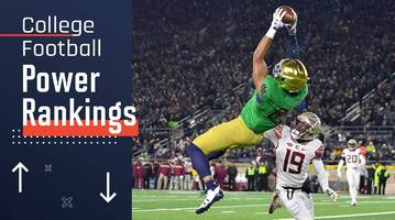 Week 12 College Football Power Rankings: Teams Waiting in Vain for Notre Dame to Lose