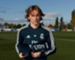 modric beats ronaldo and salah to win goal 50