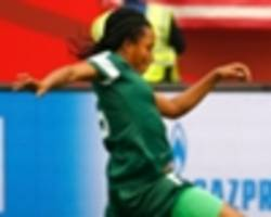 onome ebi: i can't wait to lead the super falcons to glory