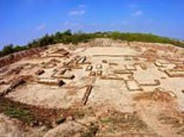 Climate change led to the demise of the ancient Indus valley civilisation