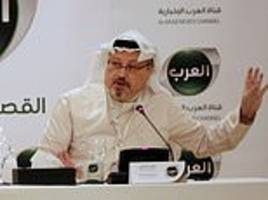 hit squad who killed khashoggi made call to say 'tell your boss'