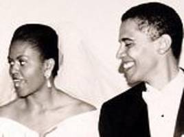 Michelle Obama reveals Barack took honeymoon to work on new book as she was struck by loneliness