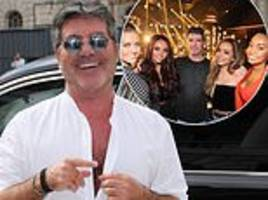 simon cowell reveals he and little mix 'never fell out' as he discusses real reason for syco split
