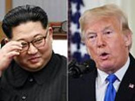 Trump says North Korean missile work 'nothing new' and promises to disclose 'if things go bad!'