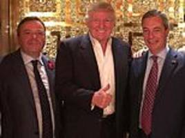us prosecutors probing russian political interference 'are asking questions about nigel farage'