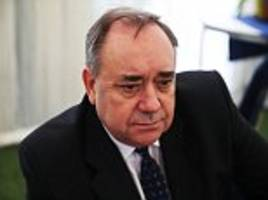 police probing sexual misconduct claims against ex-scottish first minister alex salmond