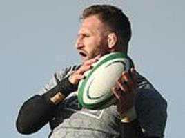 all blacks roll on to dublin to train ahead of ireland test after england win
