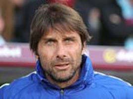 antonio conte rules himself out of taking over at real madrid for now