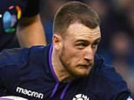 exeter confirm signing of stuart hogg from glasgow warriors after 2019 rugby world cup