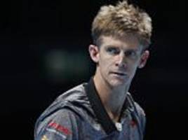 Kevin Anderson steamrolls Kei Nishikori in straight sets to make it two wins from two at ATP Finals