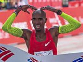 Mo Farah included in British Athletics world class programme