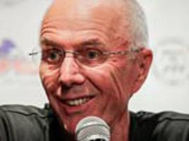 Philippines win Sven-Goran Eriksson's first game in charge... his 17th managerial job