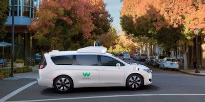 waymo's first commercial self-driving rides could happen as soon as december: report (googl)