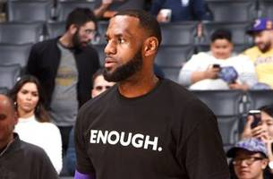 shannon sharpe is 'not surprised' about lebron's frustration with lakers early season struggles