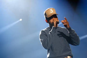 Chance the Rapper and MGM to Develop Movie Musical 'Hope'