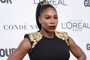 gq magazine slammed for serena williams 'woman of the year' cover