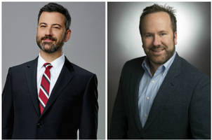 Jimmy Kimmel Forms New Content Company Kimmelot With Brett Montgomery