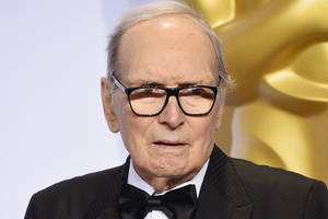 playboy walks back ennio morricone interview trashing quentin tarantino as a 'cretin'