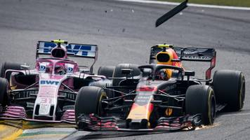 ocon 'tainted by brainless move' in brazil - palmer column