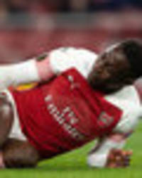 Arsenal news: Danny Welbeck injury UPDATE as striker undergoes second operation