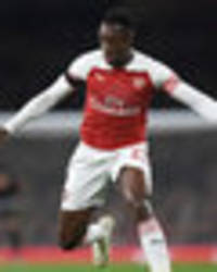 Arsenal news: Danny Welbeck makes promise to fans following ankle surgery