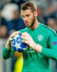 man utd contracts: updates on david de gea and anthony martial - three others in talks