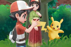 pokémon: let's go simplifies the series without losing its soul