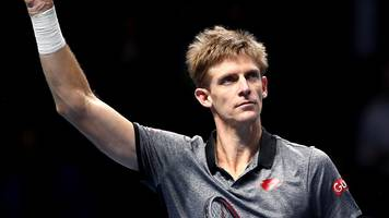 atp finals: 'kei nishikori had no chance against kevin anderson'