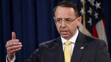maryland to ask judge to declare rosenstein as acting attorney general
