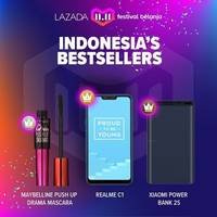lazada 11.11 shopping festival registers record-breaking performance