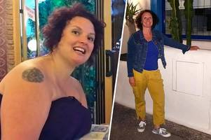 derbyshire mum wins 30-year battle with depression by losing five stone