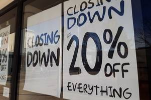 staggering number of shops which have closed in hull revealed