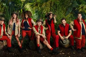 the full lineup for i'm a celebrity... get me out of here revealed