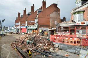 leicester explosion murder trial jury to be sworn in