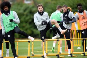 adrien silva and leicester city fringe players will get more game-time soon, says claude puel