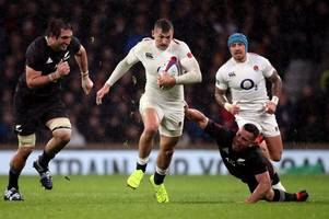 england can challenge all blacks at world cup - leicester tigers' jonny may