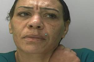 Homeless Gloucester woman jailed for committing 'deluge' of offences after chance to mend her ways
