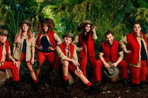 i'm a celebrity 2018 full lineup revealed as campmates pictured before entering jungle