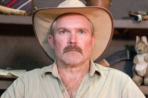 i'm a celebrity is replacing kiosk keith with 'kiosk kev' - and he's 'terrifying'