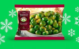 Iceland is selling Marmite Brussels Sprouts for Christmas 2018 - and they're dividing shoppers