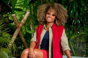 who is i'm a celebrity's fleur east? the x-factor runner up who's scared of everything in the jungle