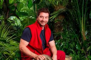 who is nick knowles? i'm a celebrity and diy sos star with prince harry and william for pals