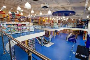 smyths toys plans to move into old toys r us store get the green light